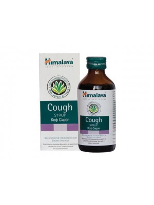 Cough syrup 120 ml.