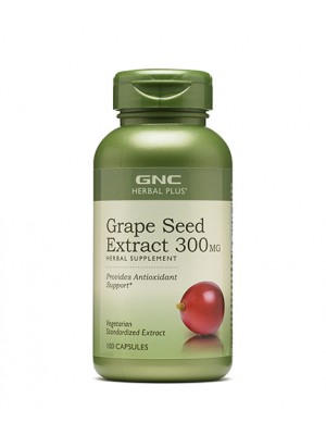 Grape Seed Extract 300 mg. 100 capsules