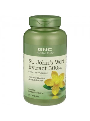 St John,s Wort 300 mg. 60 capsules