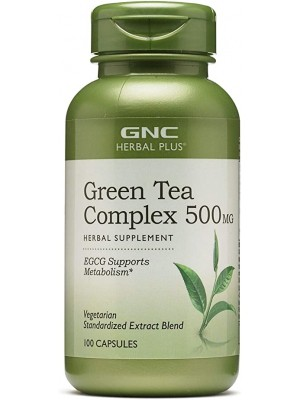 Green Tea Complex 500mg. 100 capsules