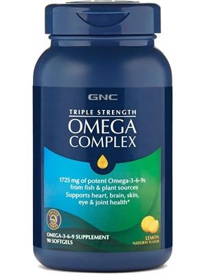 Omega Complex 3 - 6 - 9 . 90 capsules