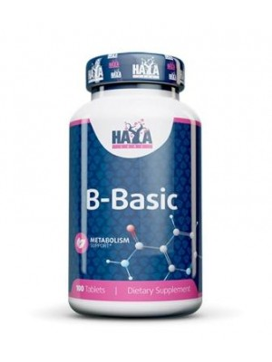 B Basic complex 100 tablets