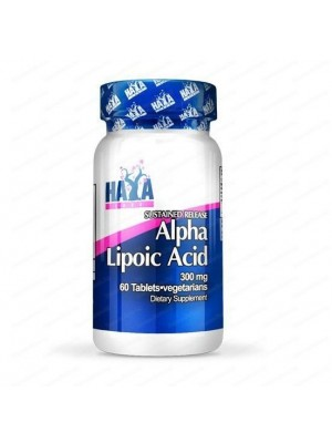 Alpha Lipoic Acid 600 mg. 60 tablets