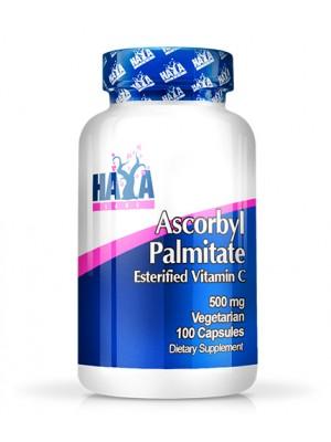 Ascorbyl Palmitate 500 mg. 100 capsules