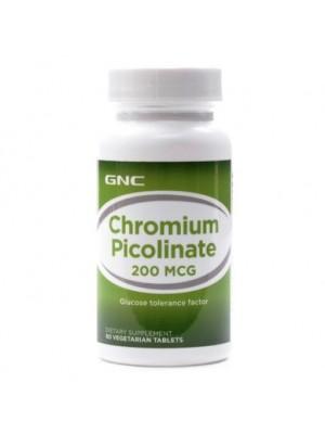 Chromium Picolinate 200 mcg. 90 tablets