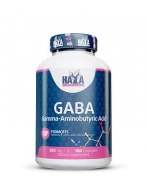 Gaba 500 mg. 100 capsules